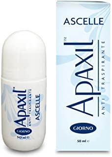 Pegasus Italia Apaxil Antitraspirante Ascelle per il Giorno - 50 ml