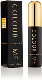 Colour Me Gold, Eau de Parfum spray Donna, 50 ml