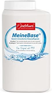 P. Jentschura - MeineBase Sale basico minerale per la cura del corpo, 2750g