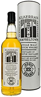 Kilkerran - Campbeltown Single Malt - 12 year old Whisky, 700 ml