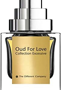 Different Company, Oud for Love, Eau de Parfum, 50 ml
