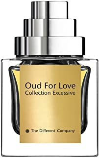 Different Company, Oud for Love, Eau de Parfum, 50 ml