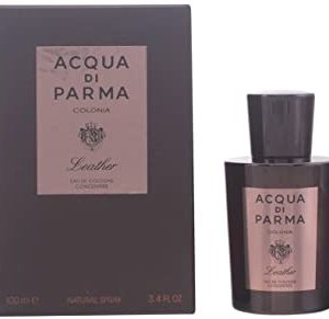 Colonia Leather by Acqua Di Parma Eau de Cologne Concentree 100ml