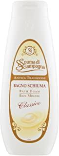 Spuma di Sciampagna - Bagno Schiuma, Classico, 500 ml - [pacco da 4]