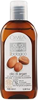 Omia Olio Corpo Ecobio Olio di Argan - 100 ml