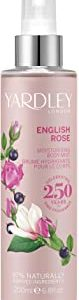 Yardley London English rose Fragrance mist 200 ml