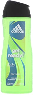 Adidas Get Ready! Bagnoschiuma - 400 ml