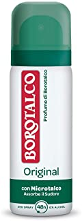 Borotalco Spray Original, 50 ml