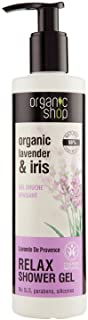 Organic Shop Gel Doccia Rilassante Lavander & Iris - 280 ml