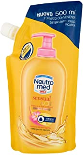 sapone liquido sensual & oil 500 ml ricarica