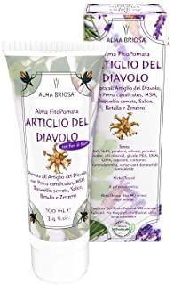 FitoPomata Artiglio del Diavolo - Alma Briosa - pomata lenitiva -100 ml
