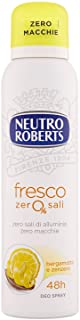 Neutro Roberts Deodorante Spray Fresco Bergamotto E Zenzero - 150 ml