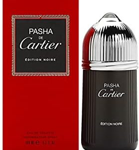 Cartier Acqua di colonia Pasha de Cartier, Edition Noire, 100 ml