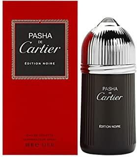 Cartier Acqua di colonia Pasha de Cartier, Edition Noire, 100 ml
