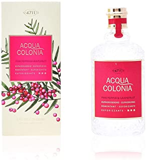 4711 Acqua Colonia Pink Pepper & Grapefruit Eau De Toilette Spray - 170 ml