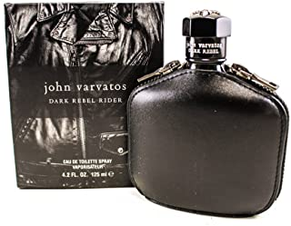 John Varvatos Dark Rebel Rider - Eau de Toilette, 125 ml