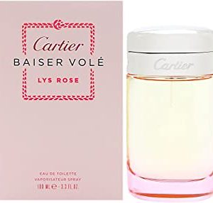 Baiser Volè Lys Rose Eau de Toilette 100 ml Spray Donna