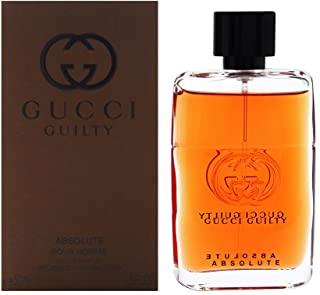 Gucci Guilty Absolute Eau De Profumo per UOMO, Spray  -  50 ml