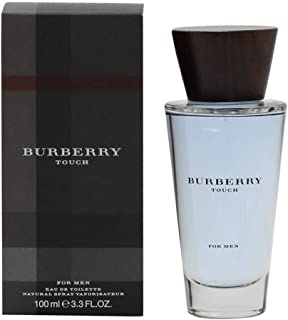 Burberry Acqua di Profumo, Touch Men Edt Vapo, 100 ml