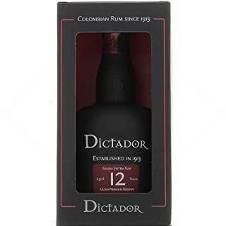 Dictador 12 Anni Ultra Premium Reserve Rum - 700 ml
