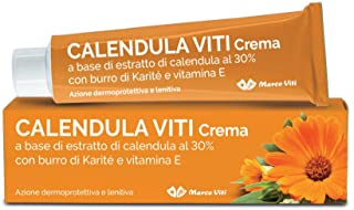 Marco Viti Vvng003 Calendula Viti Crema per Pelli Irritate e Screpolate - 100 Ml