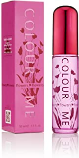 Colour Me Flowers, Eau de Parfum spray Donna, 50 ml