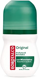 Borotalco Deodorante Roll-On Original - 50 ml