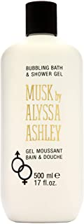Alyssa Ashley - Musk Bath & Shower Gel 500 ml