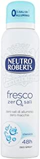 Neutro Roberts Deodorante Fresco Spray - 150 ml