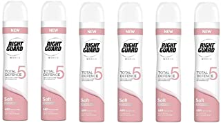 Right Guard Women Total Defence 5, Deodorante anti-traspirante