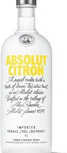 Absolut Vodka Citron, 1 l