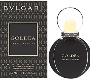Bvlgari  Goldea  The Roman Night  Eau de Parfum, 50 ml