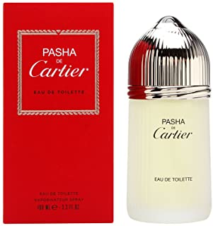 Cartier Pasha Eau de Toilette, Uomo, 100 ml