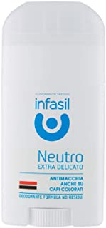 Infasil Linea Deo Deodorante Extra Delicato Neutro Applicatore Stick 50 ml