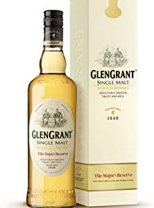 Glen Grant Scotch Whisky Single malt, 700 ml