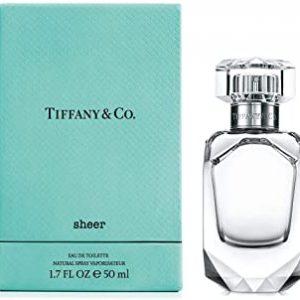 Tiffany's Eau de Toilette da donna, 50 ml