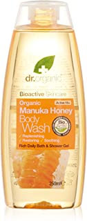 Dr.Organic Manuka Honey Detergente Corpo 250 ml