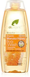 Dr.Organic Manuka Honey Detergente Corpo 250 ml
