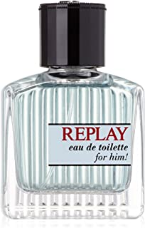 Replay, Eau de Toilette spray da uomo, 50 ml