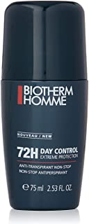 Biotherm Homme Day Control Deodorante Roll-On 72H, Donna, 75 ml