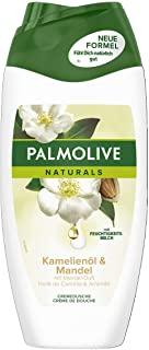 Palmolive Crema doccia Naturals olio di camelia & mandorla, 250 ML