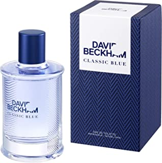 David Beckham - Eau de Toilette Classic Blue - Profumo Uomo - 60 ml