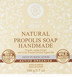 Natura Siberica Natural Propolis Soap Handmade -