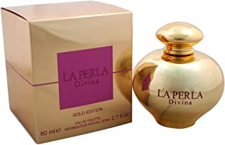 La Perla Divina Eau de Toilette Gold Edition - 80 ml