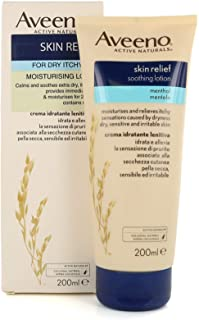 Aveeno Pelle Rellotion Menth - 200 gr