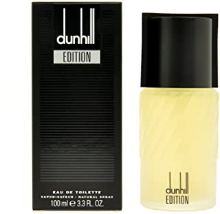 Dunhill Edition, Eau de Toilette spray da uomo, 100 ml