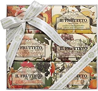 NESTI DANTE Il Frutteto Collezione Sapone - 6 Pezzi x 150 gr. (Totale 900 gr.)