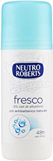Neutro Roberts Deodorante Stick Fresco Blu - 40 ml
