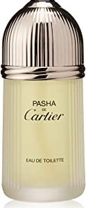 Cartier Pasha Eau De Toilette - 100 ml