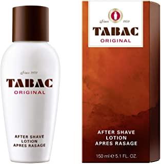 Lozione dopobarba originale Tabac per uomo. Delicato per la pelle effetto di. 150 ml.
